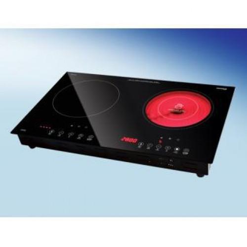 德國寶  GIH-DD28B 5400W 嵌入式電磁電陶爐