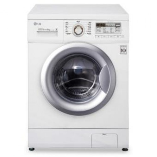 LG WF-NP1206MW 6KG 1200RPM Front Loading Washer