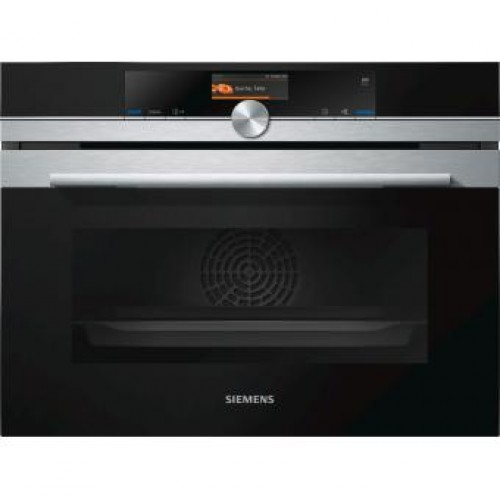 SIEMENS CS656GBS 47L IQ700 BUILT-IN STEAM OVEN