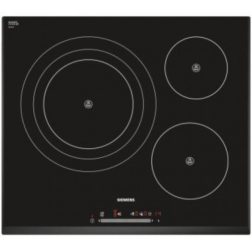 SIEMENS EH651FD17E 60CM BUILT-IN 3-ZONE INDUCTION HOB