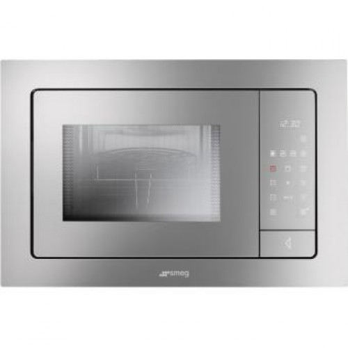 SMEG FME120 20L  Built-In Combination Microwave Oven