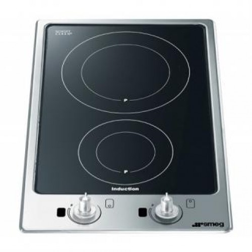 SMEG PGF32I-1 30cm Built-in 2 Cooking zones Induction Hobs