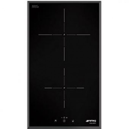 SMEG SI5322B 30cm Built-In 2-Zone Induction Hob