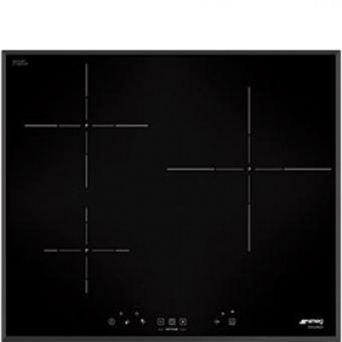 SMEG SI5633B 60cm Built-In 3-Zone Induction Hob