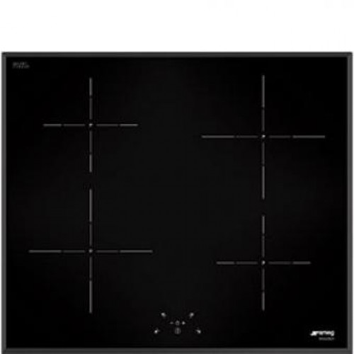 SMEG SI5643B 60cm Built-In 4-Zone Induction Hob