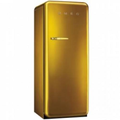SMEG FAB28RDG 248公升 單門雪櫃 (金色)