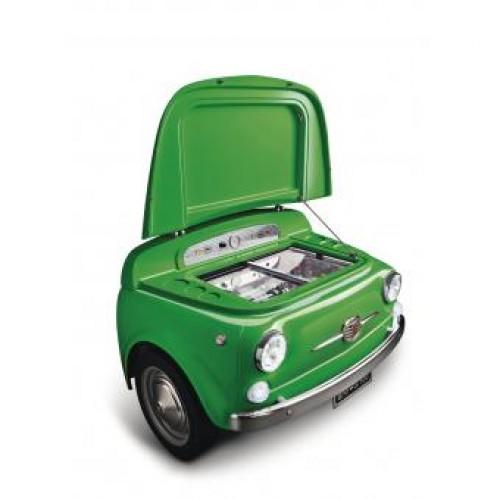 SMEG SMEG500V 100公升 迷你酒吧 (綠色)