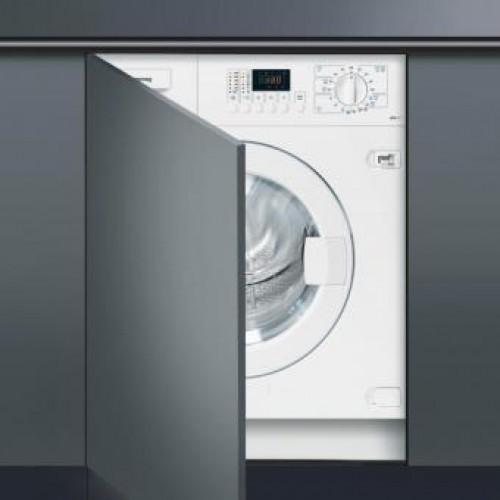 SMEG LSTA127 7KG/4KG 1200RPM Integrated Front Load Washer-Dryer