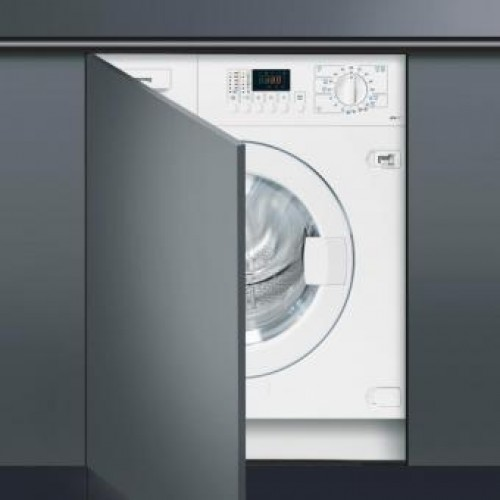 SMEG LSTA127 7公斤/4公斤 1200轉 掩門式洗衣乾衣機