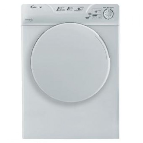 Candy  GCV580NC-S 8kg Vented Tumble Dryer