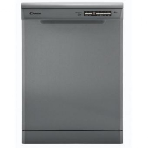 Candy CDP7753X 60cm Free-standing Dishwasher