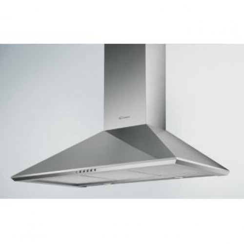 Candy CCT985X  90cm Chimney Hood