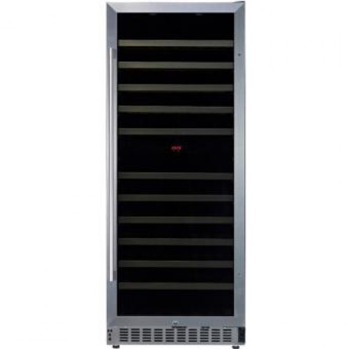 White-Westinghouse WC102DIX 290Litres Double Temperature Zone Wine Cooler