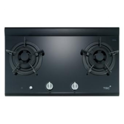 TGC MEGA2 Built-in 2-Burner Town Gas Hob