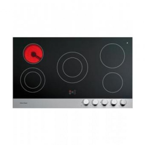 Fisher & Paykel CE905CBX1 Built-in 5-zones Ceramic Cooktop