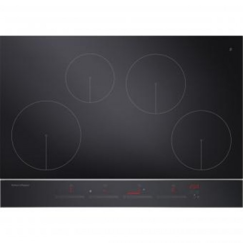 FISHER & PAYKEL CI754DTB2 75cm Built-in 4 Zone Induction Cooker