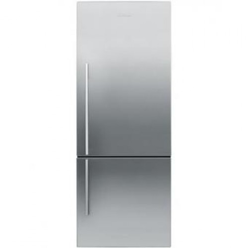 Fisher & Paykel E402BLXFD4 363L two-door Bottom-Freezer Refrigerator