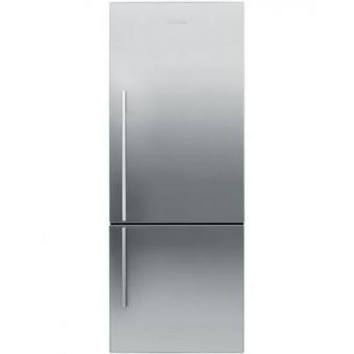 Fisher & Paykel E402BLXFD4 414 liter two-door Bottom-Freezer Refrigerator