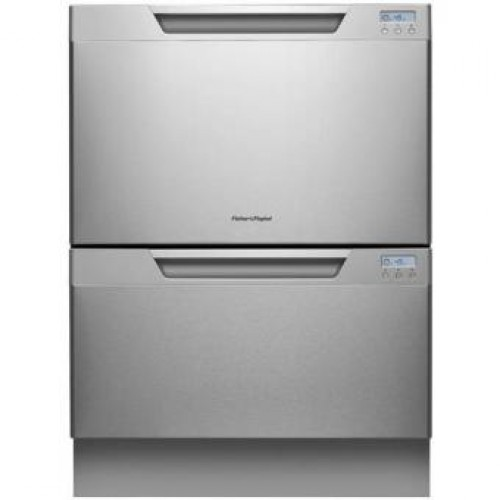 Fisher & Paykel DD60DCX7 Double Built-in Dishwasher