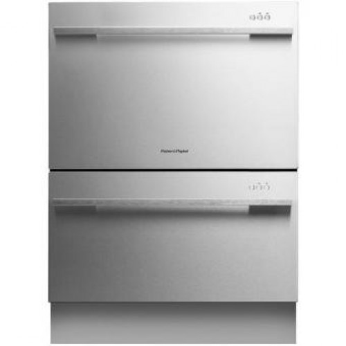 Fisher & Paykel DD60DDFX7 Double Built-in Dishwasher