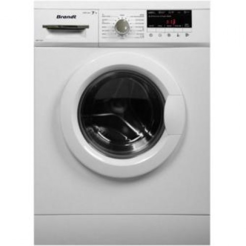 BRANDT BWF712AX 7KG 1200RPM FRONT LOADED WASHER