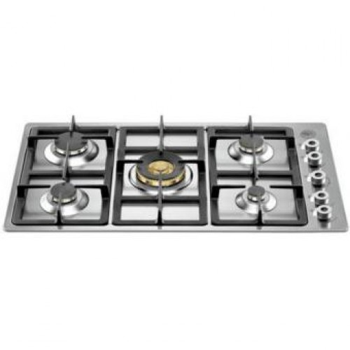 Bertazzoni P910 1 PRO X  90cm Built-in 5-Burner Town Gas Hob