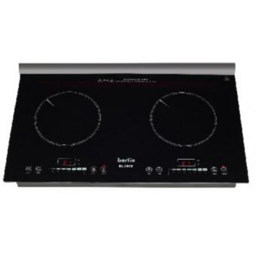 BERLIN BL-2900 2800W 2-Zones Induction Cooker
