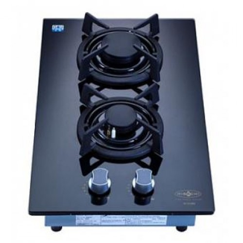 Hibachi 氣霸 HY-2316BS  Built-in 2 Head LP Gas Hob