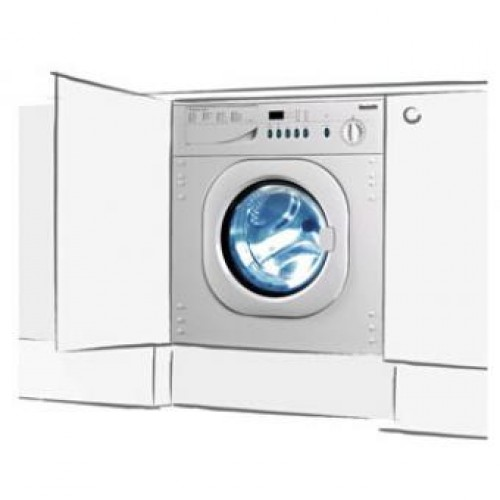 Baumatic BWD1212 6kg 1200rpm Integrated Washer Dryer