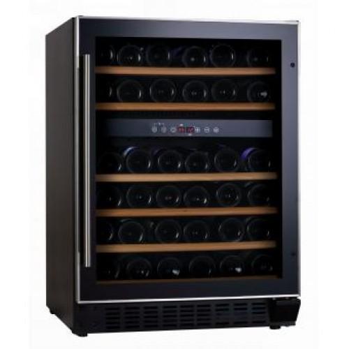 Baumatic BWC605.1SS 雙溫區紅酒櫃 (46瓶)