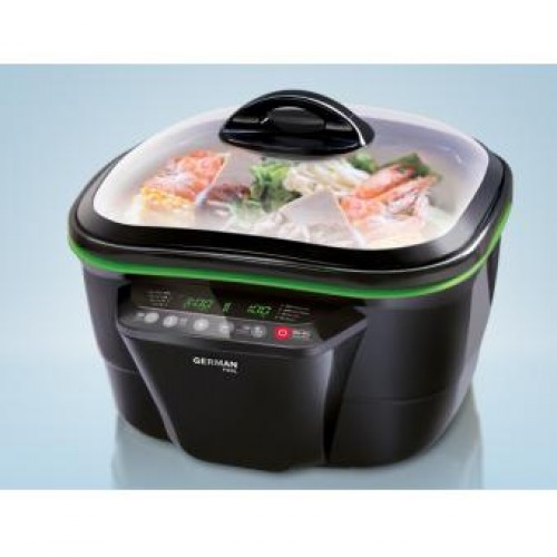 GERMAN POOL DFC-616 Auto-Power Switch Multifunctional Health Cooker