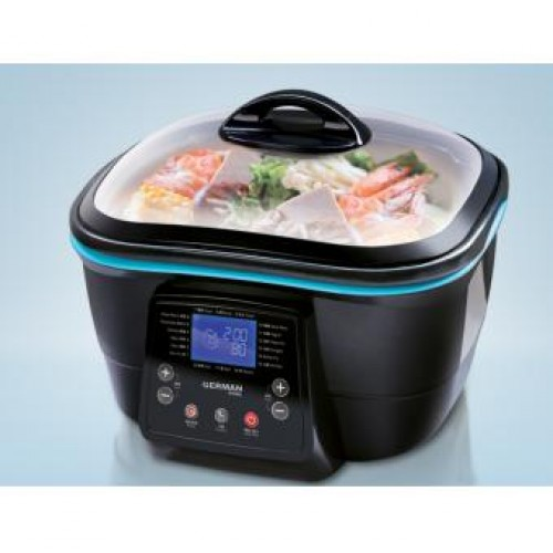 GERMAN POOL DFC-818 Auto-Power Switch Multifunctional Health Cooker