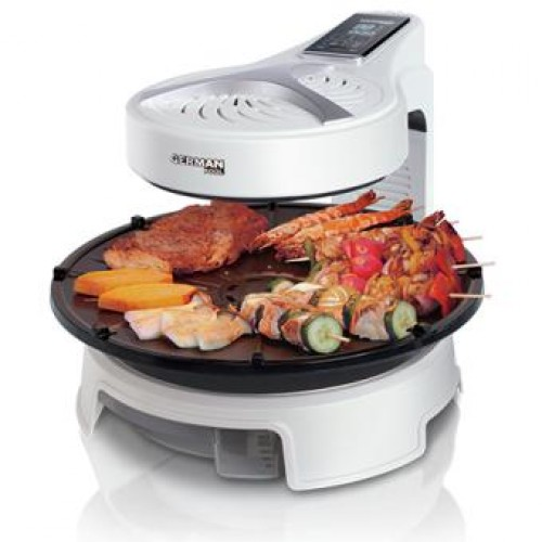 German Pool KQB-315 3D Infrared Korean Barbecue Grill