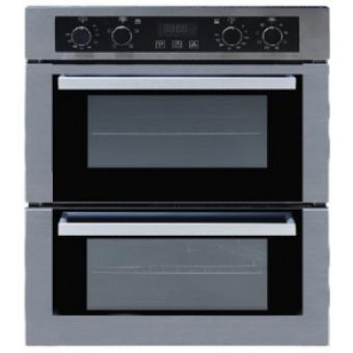 Baumatic BO720X 85L Built-in Double Oven