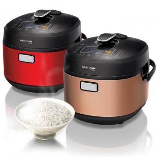 GERMAN POOL IRC-501 IH Pressure Rice Cooker