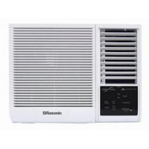 Rasonic RC-XV715J 3/4HP Window Type Air Conditioner with remote control