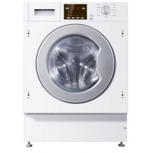 Baumatic BWDI1216 6kg 1200rpm Integrated Washer Dryer
