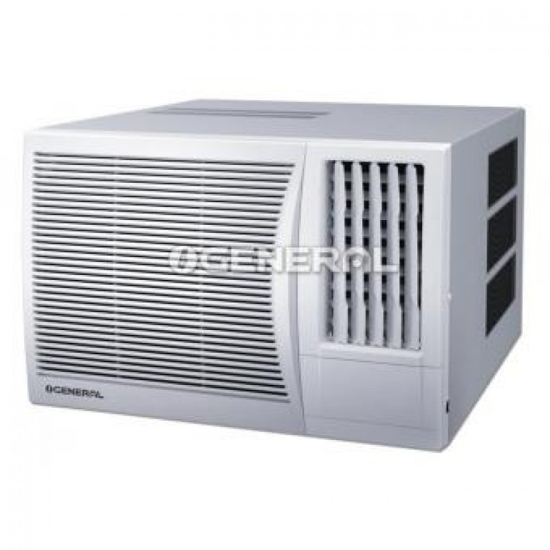 General afwa18fat 2 hp r410a window type air conditioner for 17 wide window air conditioner