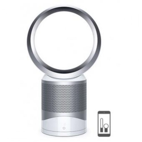 DYSON DP01 WH Blade Less Air Filter Fan