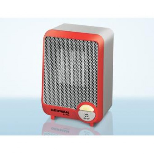 GERMAN POOL HTM-260R Mini Fan Heater