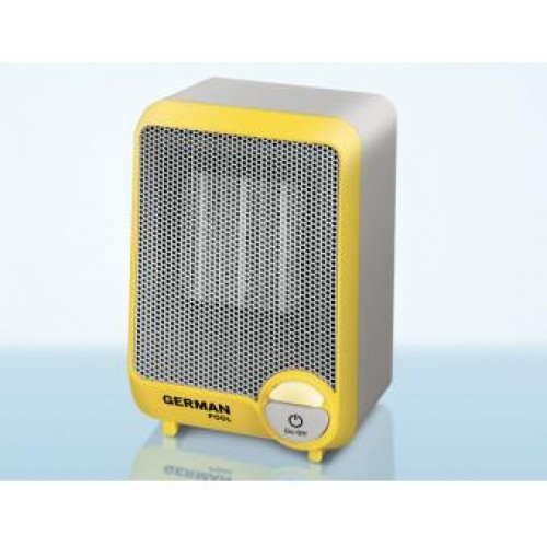 German Pool HTM-260Y Mini Fan Heater