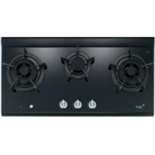 TGC MEGA3 Built-in 3-Burner Town Gas Hob