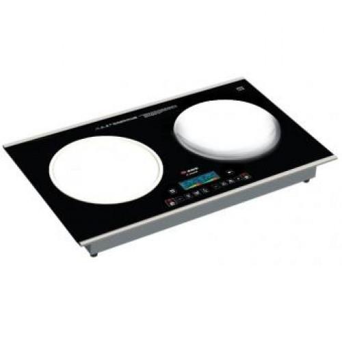 尚朋堂 IC-3400DR 座檯嵌入式兩用雙頭電磁爐