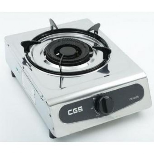 Crown CK-8128(LPG) Freestanding Single Burner LP Gas Hobs