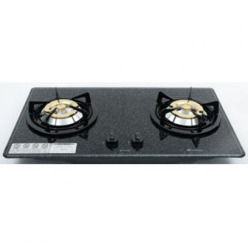 Crown BI-727GB(LPG) Built-in Double Burner LP Gas Hobs