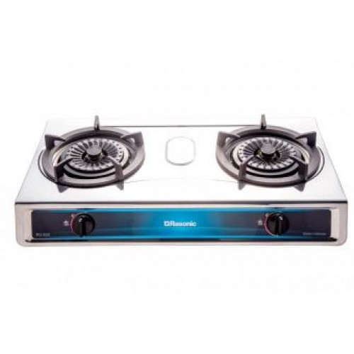 Rasonic RG-26S(TG) Table Top Gas Cooker
