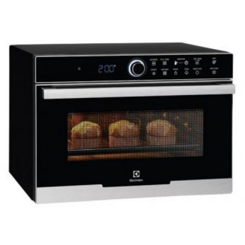 ELECTROLUX 伊萊克斯 EMS3288X 32公升 烤焗蒸煮微波爐