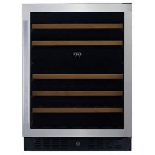 ELECTROLUX 伊萊克斯 EWK0462X 60厘米 嵌入/站立式電子溫控酒櫃 (46瓶)