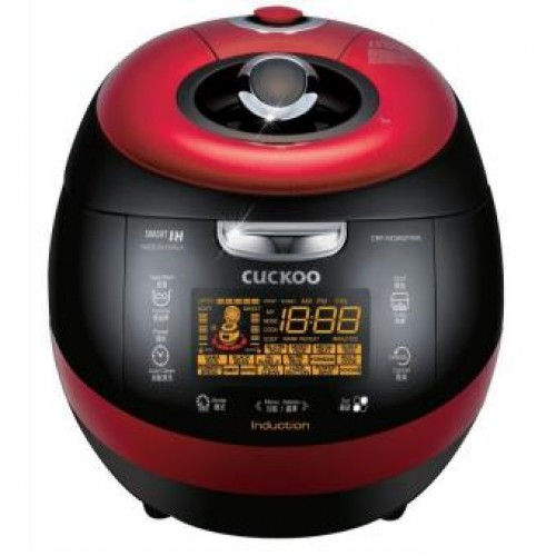 CUCKOO CRP-HZ0682FRHK IH Pressure Rice Cooker