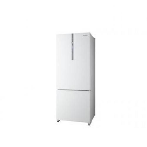 PANASONIC 樂聲 NR-BX468GW 450公升 ECONAVI 智慧節能, 底層冷藏式雙門雪櫃